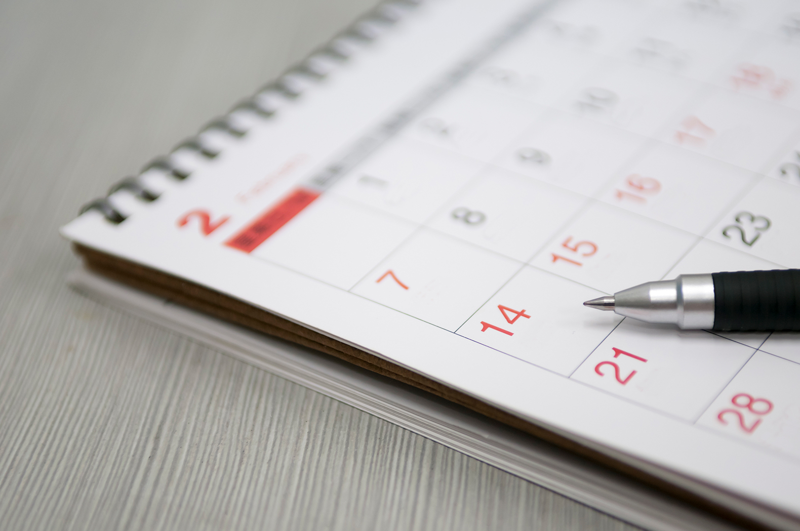 Calendar for Scheduling Meetings